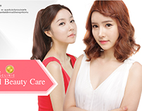 The LINE Clinic Banner : Total Beauty Care