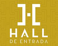 Hall de Entrada Logo