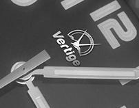 Vertige Watches Logo Project