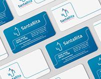 Clínica Santa Rita | Branding
