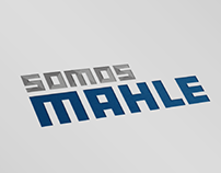 Somos MAHLE | (We Are Mahle) Branding