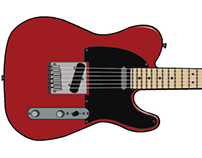 Vectorized Guitar Gear