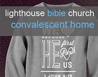 LBC San Diego - Convalescent Home Sweatshirts