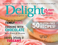 Delight Gluten-Free Magazine January | February 2015