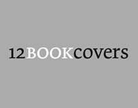 12 bookcovers