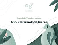 Opera Ballet Vlaanderen | Proof of Concept