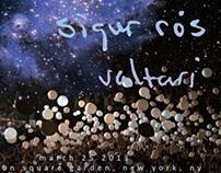 """Redesigning Sigur Ros' """"Valtari"""" Album"""