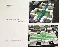 Ciudad II: Análisis Densidades 2012-1
