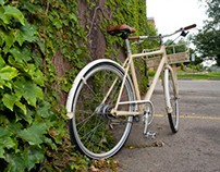 Gary Fisher Simple City Bike