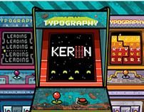 The Arcade of Typography
