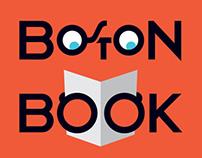 Boston Book Festival / poster, program cover, t-shirt
