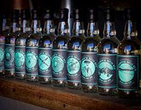 Dornoch Distillery Experimental Gins