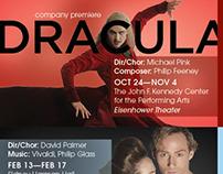 The Washington Ballet 2012-13 Wallet Calendar