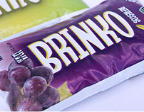 Branding y Packaging Brinko