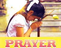 Prayer Church Flyer Template
