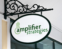 Amplifier Strategies | Logo and Identity