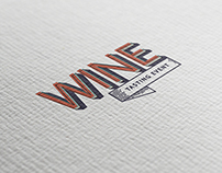 Wine Tasting Event Branding Design