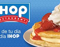 Publicidad / Cupones para IHOP Monterrey