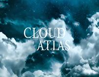 """Cloud Atlas"" minimalist posters"