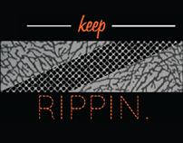Keep Rippen!
