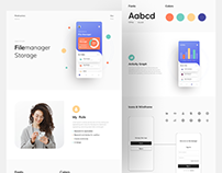 File Manager App Case Study