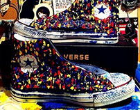Colors on Converse