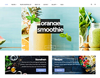 GreenFresh - Flexible Theme
