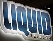 Liquid Telecom at AfricaCom 2012