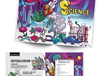 The STEAM Magic - Children's Activity Book