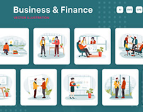 M224_Business Illustrations