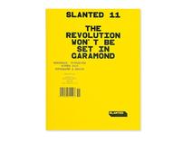 Slanted Magazine #11 - Monospace, Typewriter