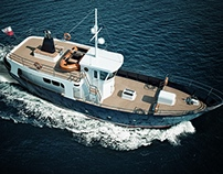 Athlon 2 Leisure Fishing Motor Yacht