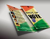 Shut up & Vote!