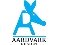 Aardvark Design- University Self Branding Project.