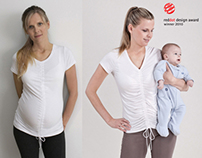 Adjust2U  maternity T-shirt