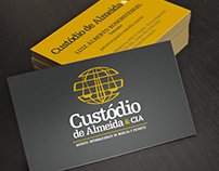 Custódio de Almeida | Branding Set