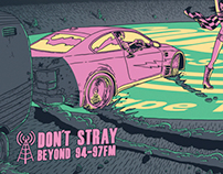 Good Hope FM - Don't Stray Beyond - Campaign