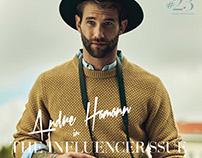 Andre Hamann for TEASER