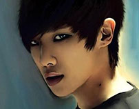 Lee Joon of MBLAQ