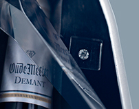 Oude Meester Demant - Limited Edition Packaging