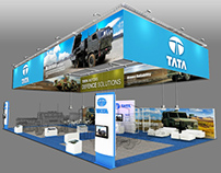 TATA Motors Defence Solutions Exhibit Africa Aerospace