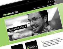 "Speaknomics - Portuguese ""Speakers Bureau"" Agency"