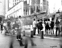 Bustle of the Kuala Lumpur City