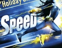 "Holiday on Ice ""Speed"" Act 2 opening song"