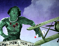 Rita King Kong - Motion