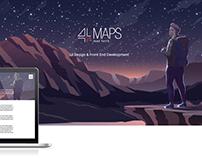 4Maps Website