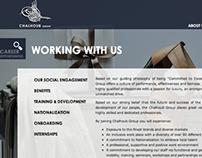 Chalhoub career website for luxury brands