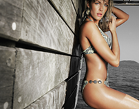 ANA HICKMANN - CAMPAING by MARCYN