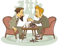 chess...