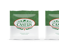 Caseus - Cheese brand. Brand&Product Restyling